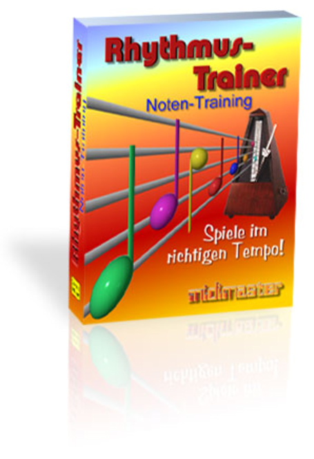 Rhythm-Trainer Teacher Version Screenshot