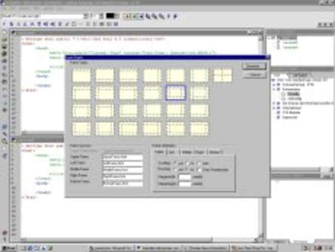 constructor - markup language development system v1.101: Company Network Release Screenshot 1