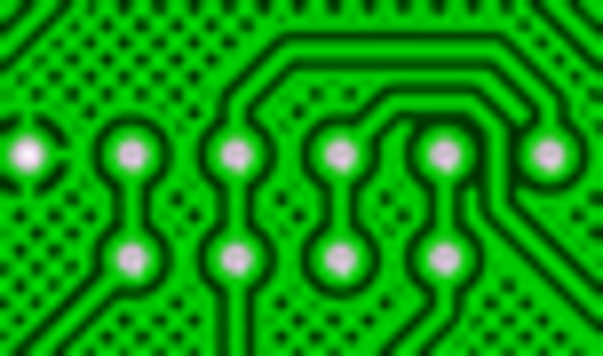 Layo1 PCB Draw Pro Double Sided Screenshot
