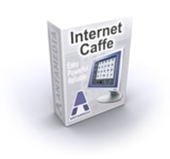 Internet Caffe Software    (Server  + 5 Clients) Screenshot 1