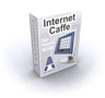 Internet Caffe Software    (Server  + 30 Clients) 1