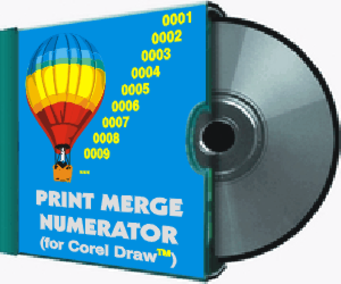 Print Merge Numerator Screenshot