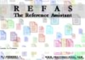 Refas - The Reference Assistant 1