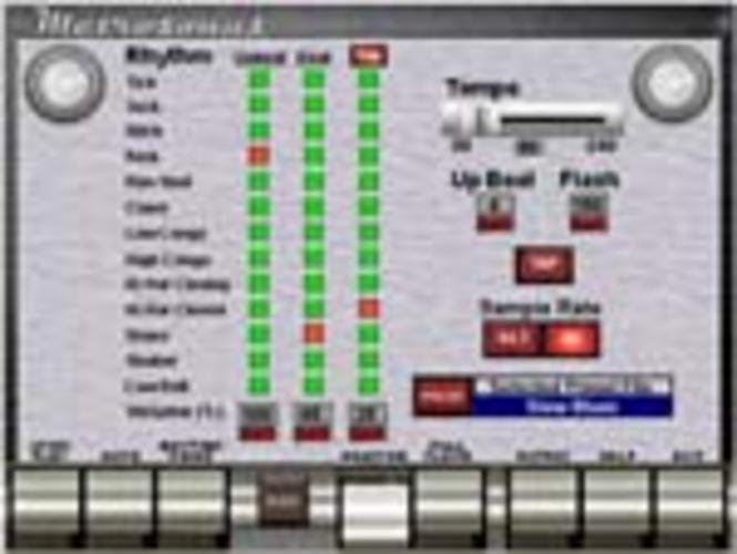 Metrosonus Metronome Screenshot