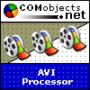 COMobjects.NET AVI Processor (Five Licence Pack) 1