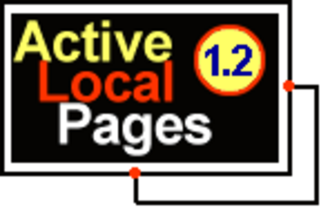 Active Local Pages (developer) Screenshot