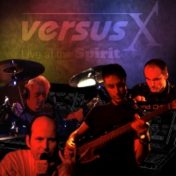versus X - Live at the Spirit (2002) Screenshot
