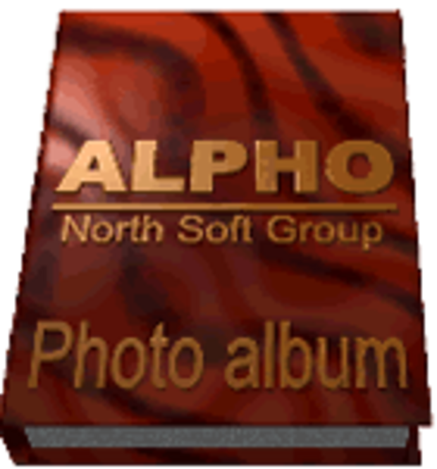 Photo album Alpho Screenshot