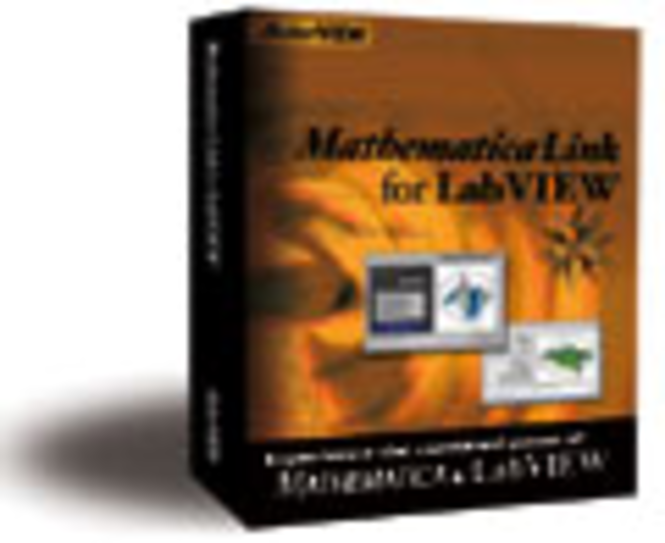 Mathematica Link for LabVIEW(7.x/8.0) Upgrade (CD Box) Screenshot 1