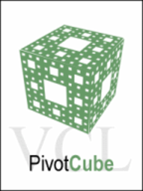PivotCube VCL - Delphi visual component library for building OLAP applications Screenshot