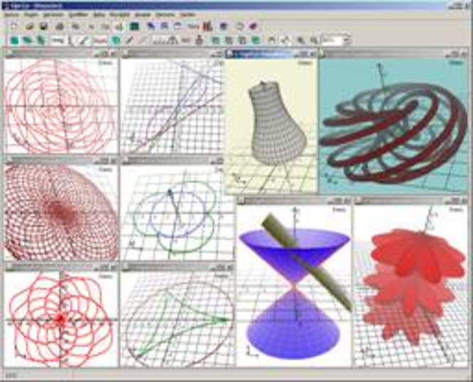 3DMath Explorer (21-50 users ) Screenshot 2