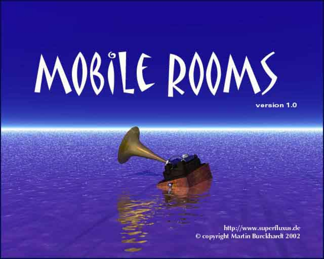 Mobile Rooms Screenshot