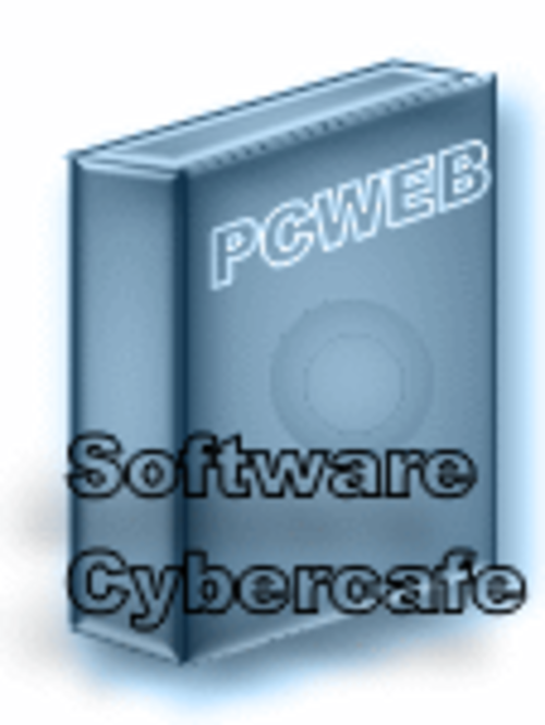 Pcweb - Sistema de Cybercafe (Mega Plus) Screenshot