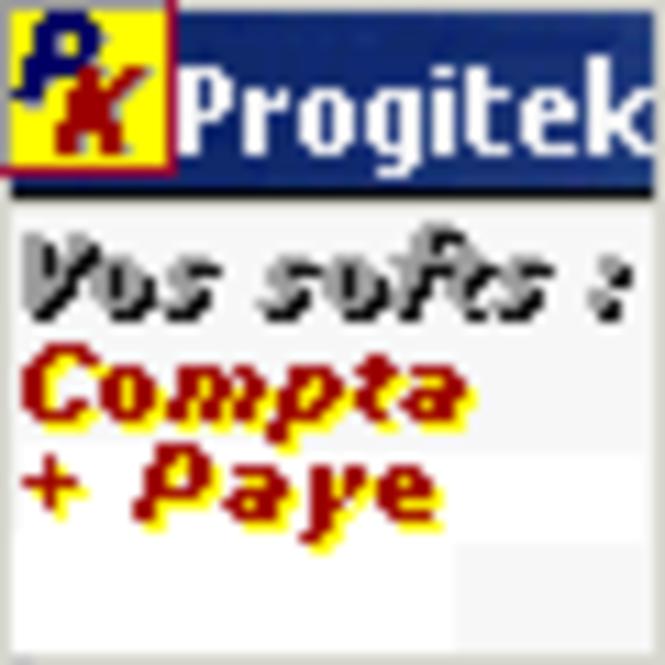 Progitek Comptabilité, Paye et Immobilisations Screenshot 1