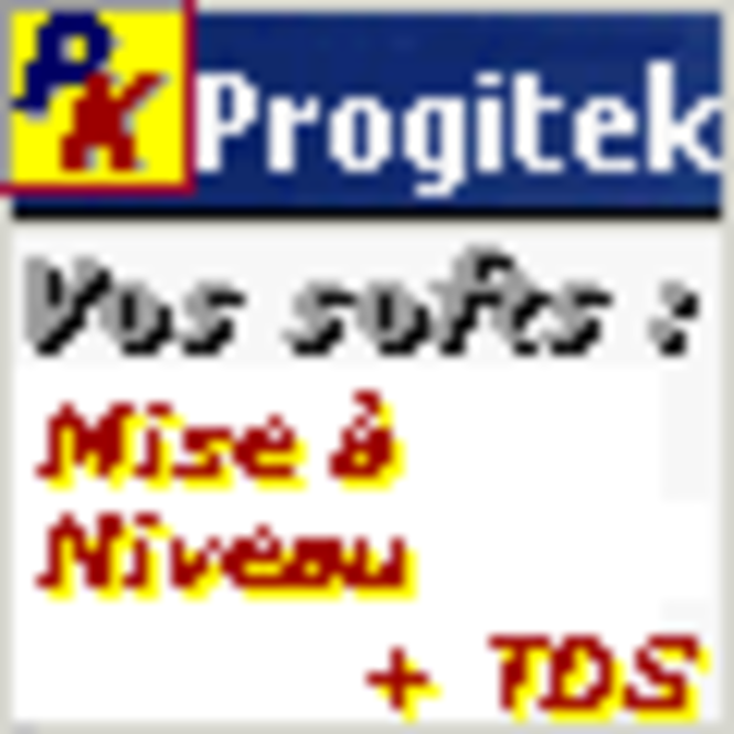 Progitek Mise à niveau vers la version 10.x et Assistance 1an par e-mails Screenshot