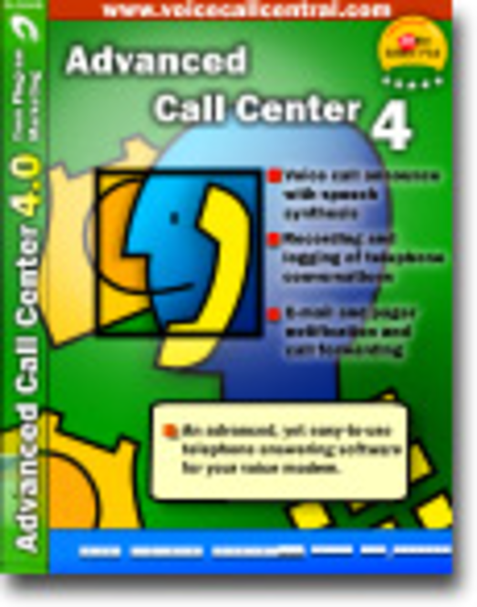 Advanced Call Organizer Part II: Telephony Screenshot