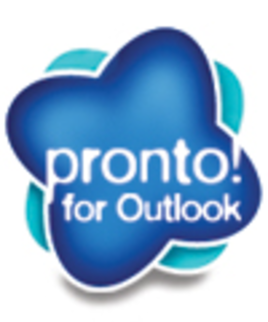 Pronto!SMS for Outlook  (Windows XP) Screenshot