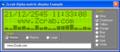 Alpha matrix display 1.02 1