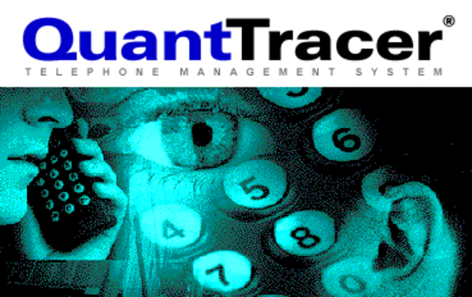 Quant Tracer Screenshot
