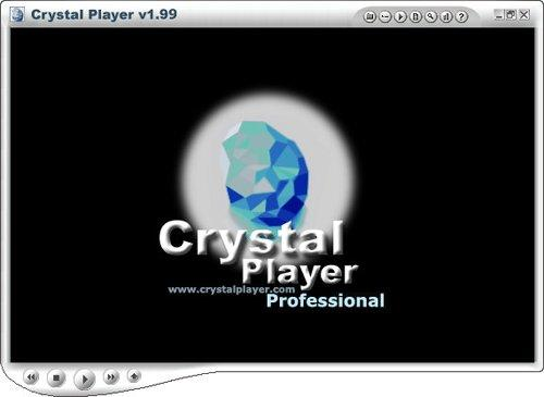 Crystal Player Professional Screenshot 1