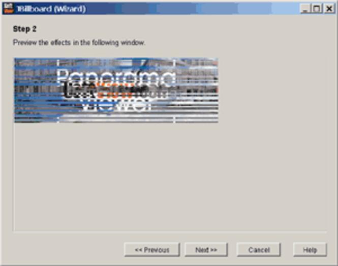 JBillboard Screenshot