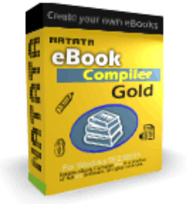 NATATA eBook Compiler Gold Screenshot
