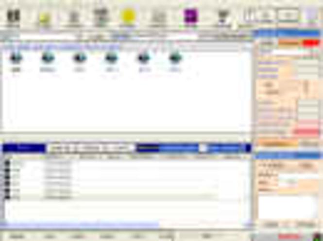 Pcweb - Sistema de Cybercafes Ed. Esp. D100 Screenshot