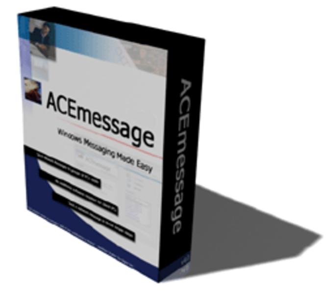 ACEmessage (Sending) License Screenshot