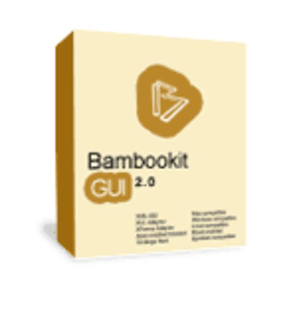 Bambookit GUI Screenshot