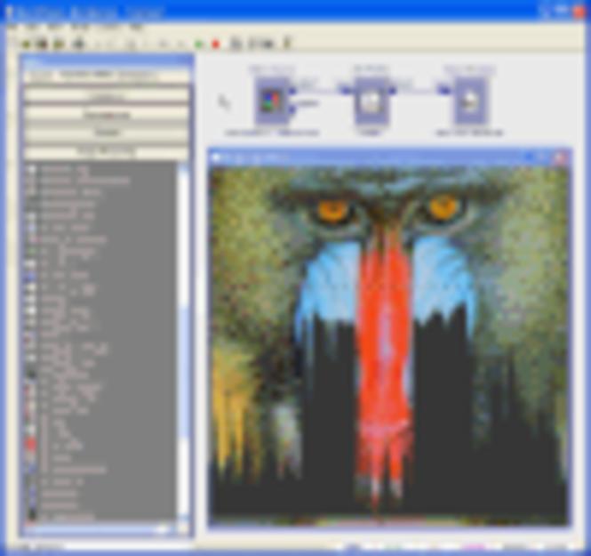 MV Textfile Renderer Screenshot