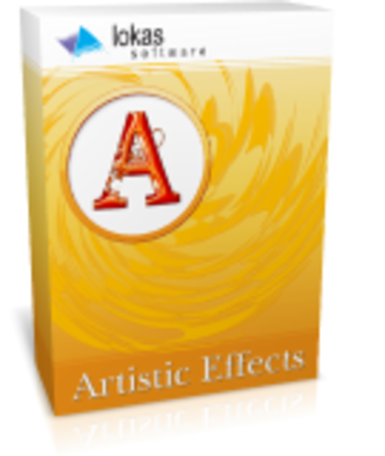 Artistic Effects (Business license) Screenshot