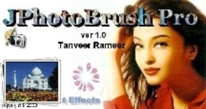 JPhotoBrush Pro Screenshot