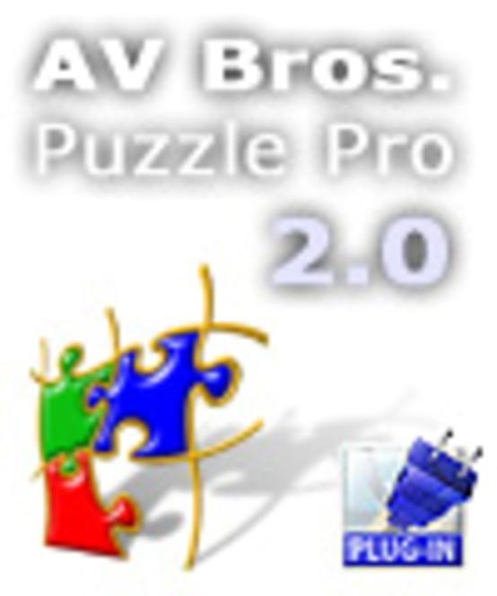 AV Bros. Puzzle Pro 3.0 for Windows Screenshot