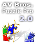 AV Bros. Puzzle Pro 3.0 for Mac OS X 1