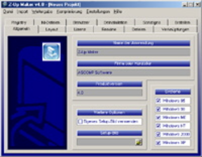 Z-UpMaker Screenshot