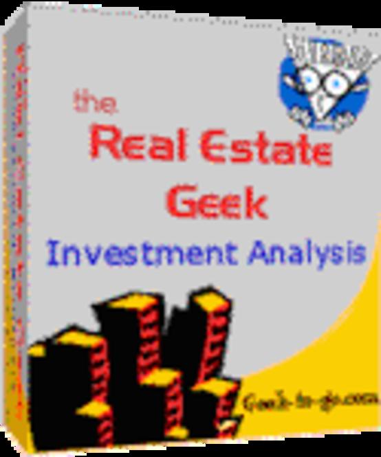 The Real Estate Geek Screenshot 1