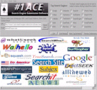#1 ACE Search Engine Submission Software 1