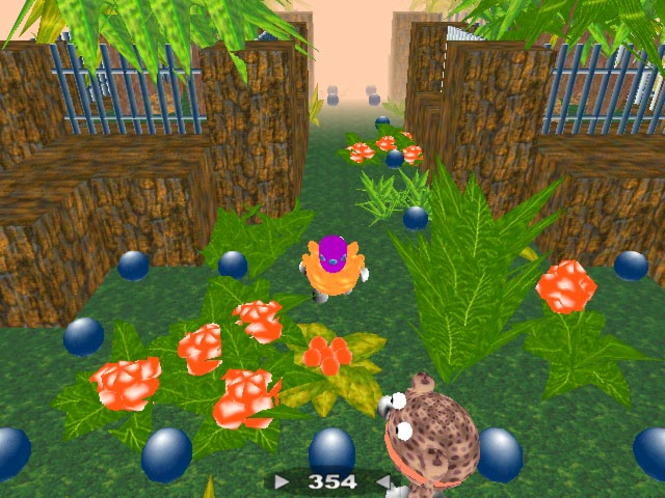 Atmocube Enigmaze 3D Screenshot 1