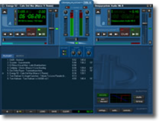 Deejaysystem Audio Mk2 Screenshot 1