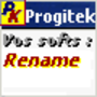 Progitek Renommer (Licence + CD-ROM) 1