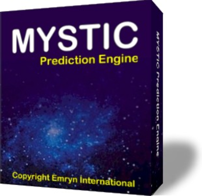 Mystic Prediction Engine Screenshot