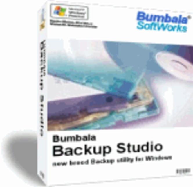 Backup Studio Screenshot