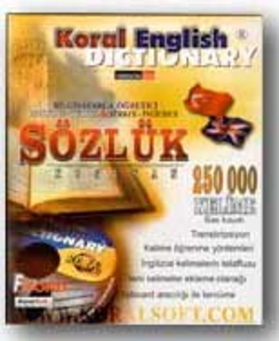 KORAL English <-> Turkish Talking Dictionary Screenshot 1