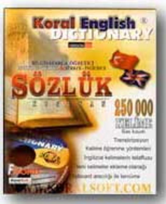 KORAL English <-> Turkish Talking Dictionary Screenshot