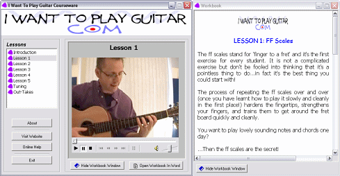 I Want To Play Guitar Screenshot 1