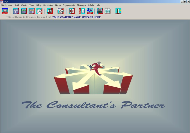 The Consultants Partner Screenshot