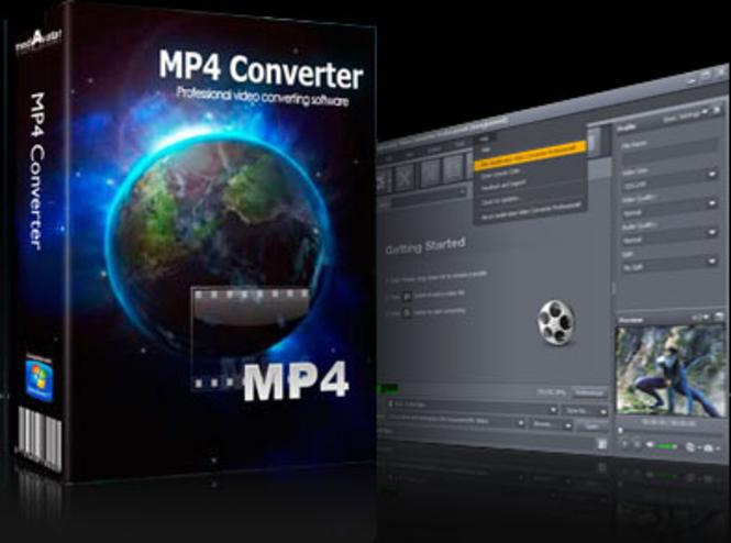 mediAvatar MP4 Converter Screenshot