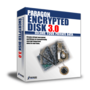 Paragon Encrypted Disk 3.x 1