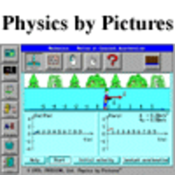 Physics By Pictures Screenshot