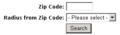 ZIP Code Radius Search module 1